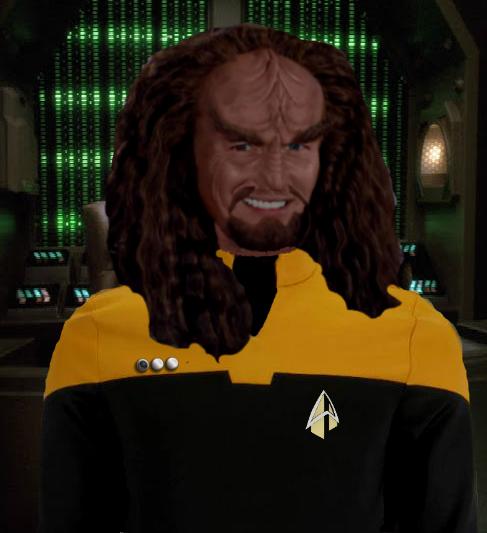 Lieutenant Commander Dartaw K'gunn