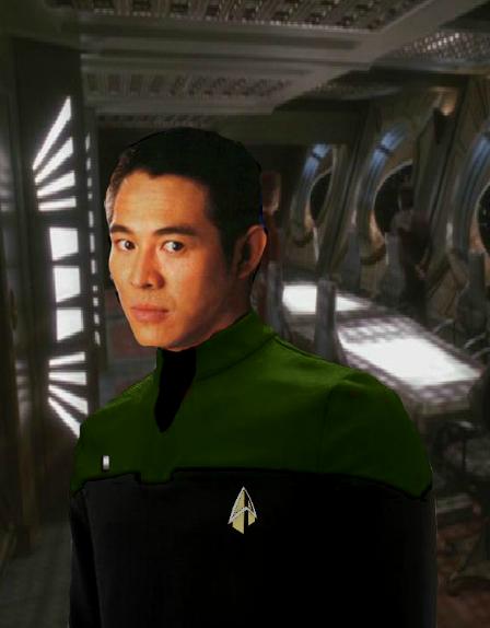 1st Lieutenant Adam Mu