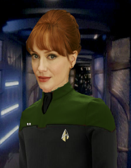 Captain Denise Reynolds