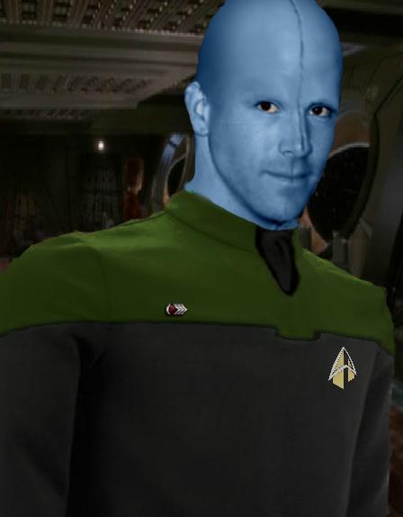Staff Sergeant Srann Hol