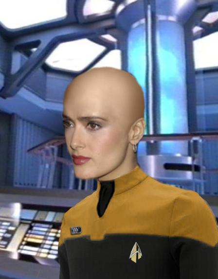 Chief Petty Officer Llaxia
