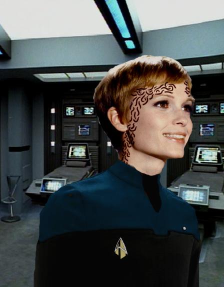 Lieutenant Junior Grade Lunara Hol