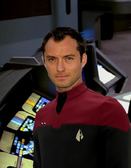 Lieutenant Paul Michael