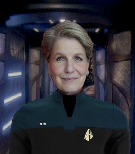 Lieutenant Angela Abernathy