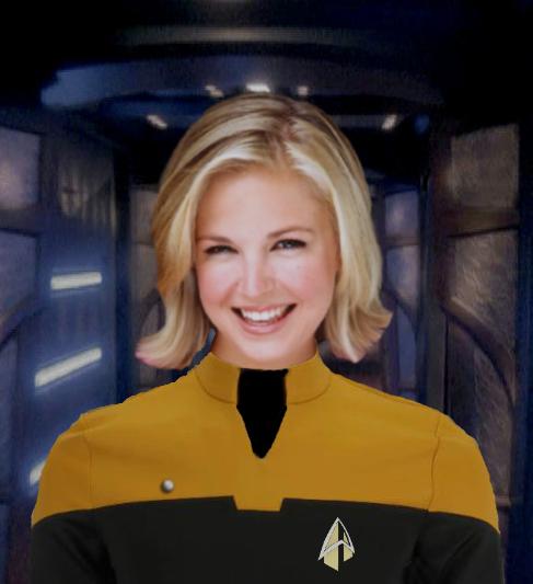 Ensign Amber  Cartwright