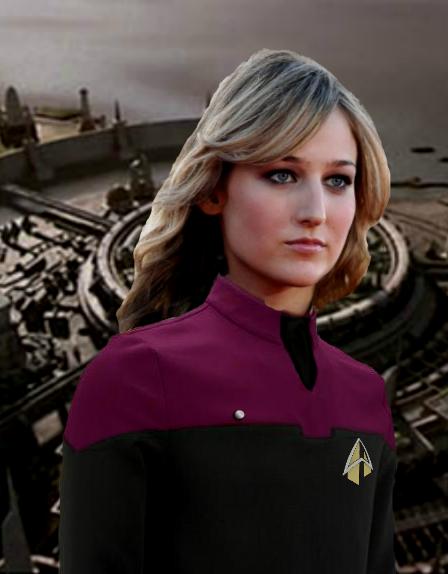 Ensign Eleanor  Raine