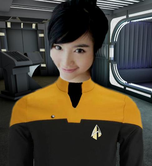 Ensign Hoa Nhi Nguyen
