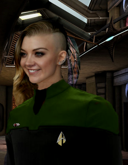 Staff Sergeant Alexandra Hobard