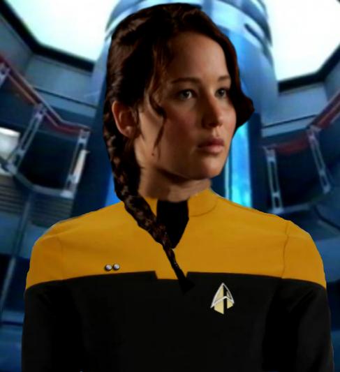 Lieutenant Lwaxana Myles