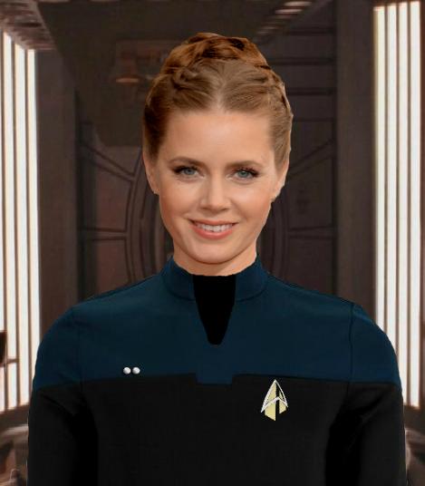 Lieutenant Teneca   Quinn