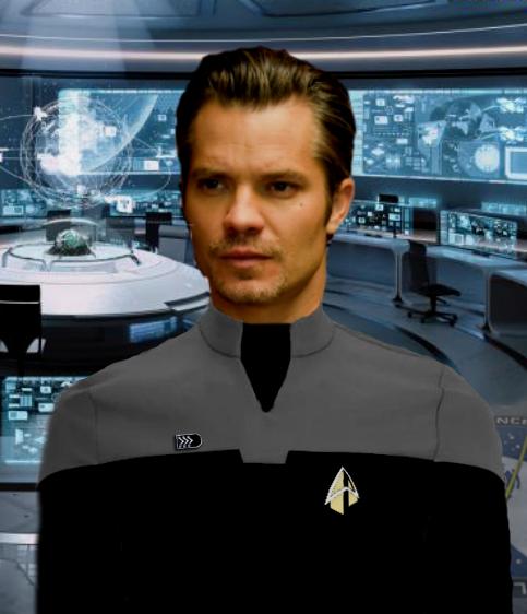 Petty Officer 1st Class Tobias Beckett