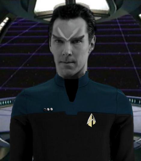 Lieutenant Commander Vaebn tr'Hwersuil