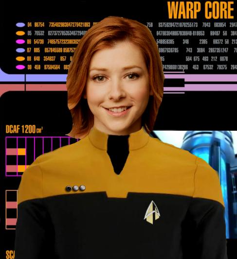 Lieutenant Commander Katherine Malbrooke