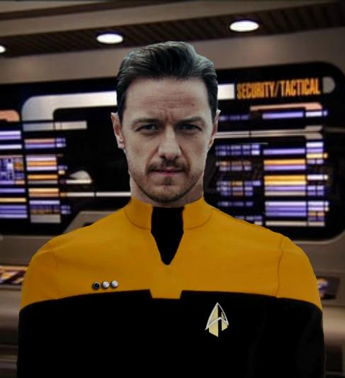 Lieutenant Commander Larim Myles