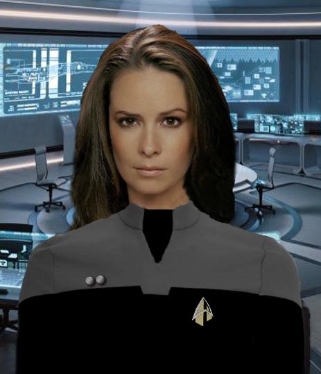 Lieutenant Rowena McGowen
